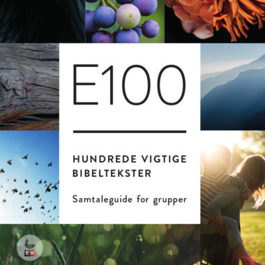 E100 - hundrede vigtige bibeltekster