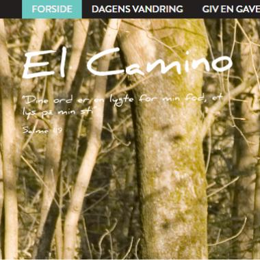 Er du glad for El Camino? Så er du måske den nye, frivillige webredaktør