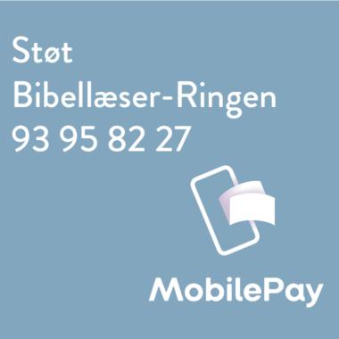 Støt med MobilePay