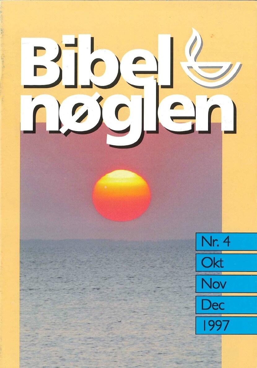 Bibelnøglen 1997