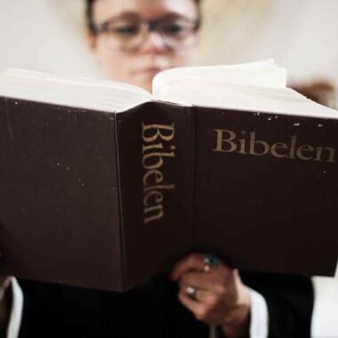 Der er behov for mere mundtlig formidling af Bibelen
