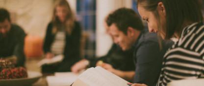 Ressourcer til bibelstudiegrupper