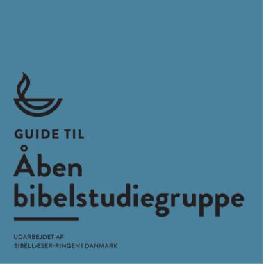 Guide til Åbent Bibelstudie
