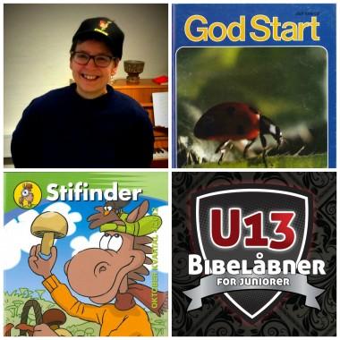 Bibellæsning er også for børn