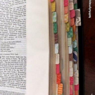 Faneblade til din Bibel