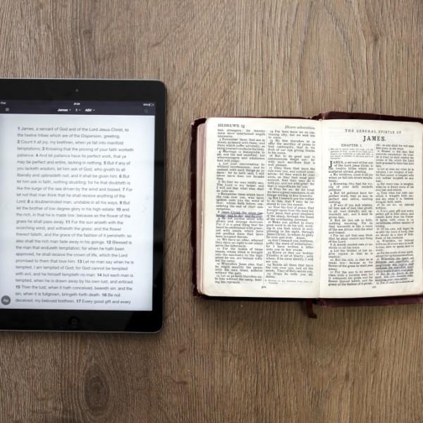 Online bibeludgaver