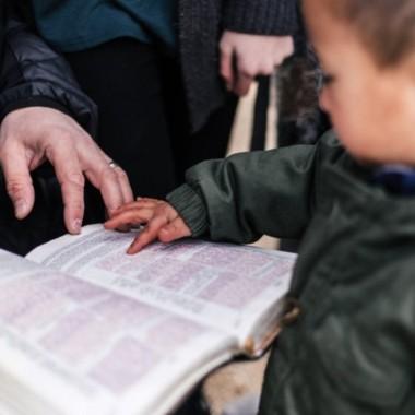 Ressourcer til bibelundervisning for børn og teenagere