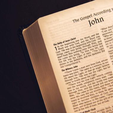 Begynd 2020 med Johannesevangeliet