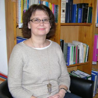 Hils på Erzsébet - Scripture Unions nye europæiske leder