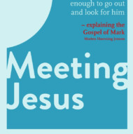 Meeting Jesus / Møder med Jesus - engelsk