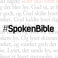 Bibel og musik i kombineres i #SpokenBible